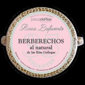 berberechos al natural - Rosa Lafuente